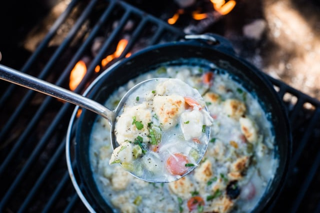 Camping-Chicken-and-Dumplings-2