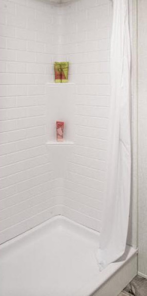 KZ large shower