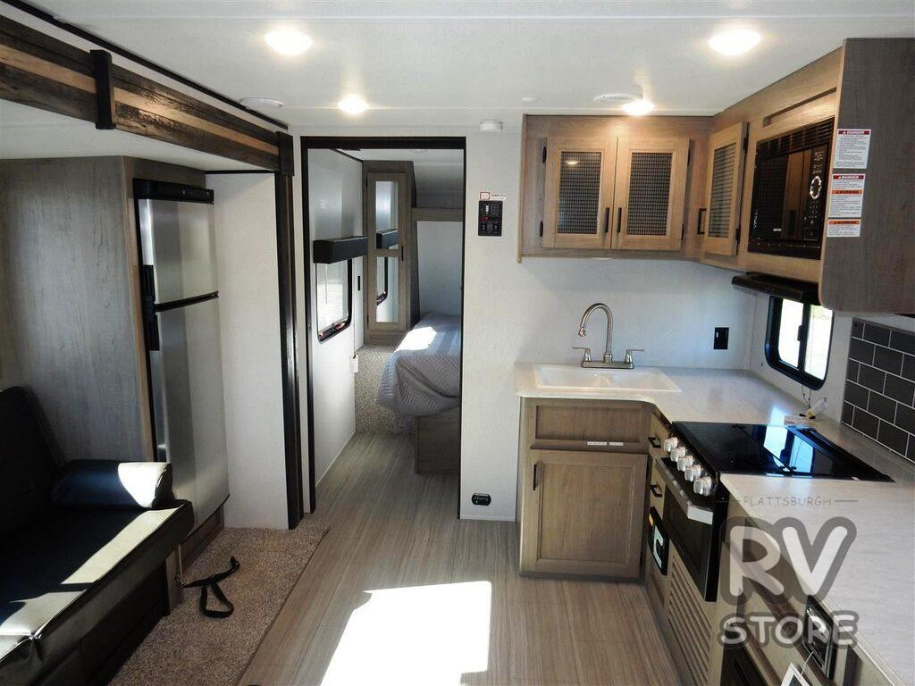 inside rv hideout